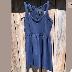 🔷Cynthia Rowley Sleeveless Dress Pockets